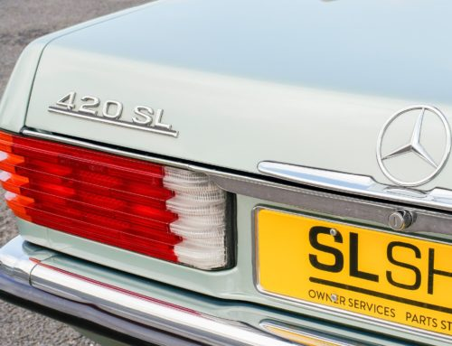 350SL, 380SL and 420SL: The history of the M116 engine and should you buy a Mercedes-Benz 420SL?