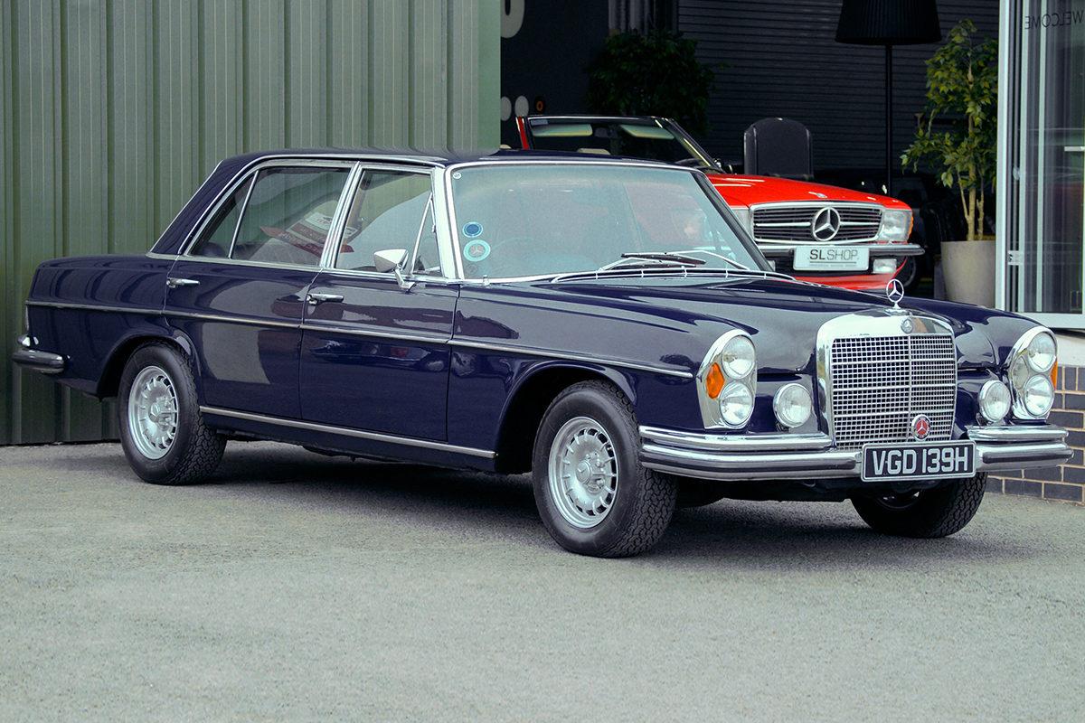 Mercedes-Benz 300SEL 6.3 W109