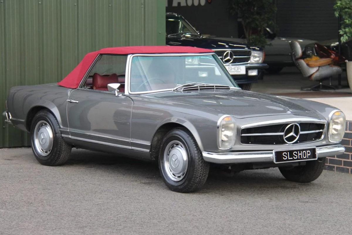 Mercedes-Benz 280SL Pagoda W113