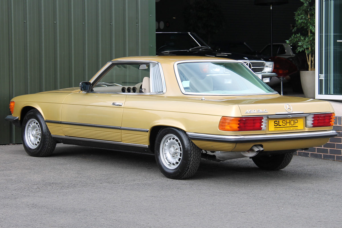 Mercedes-Benz 450SLC R107