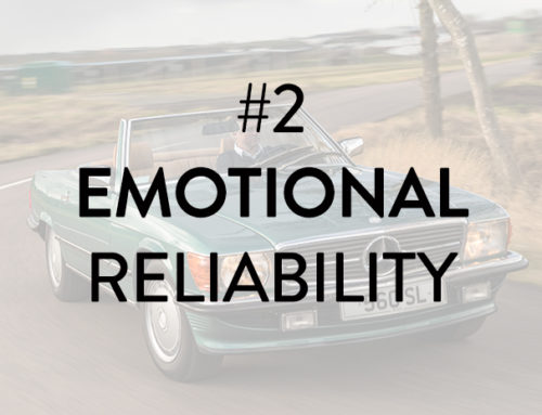 What does emotional reliability mean to you and your car?