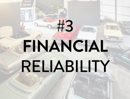 What does financial reliability mean to you and your car?