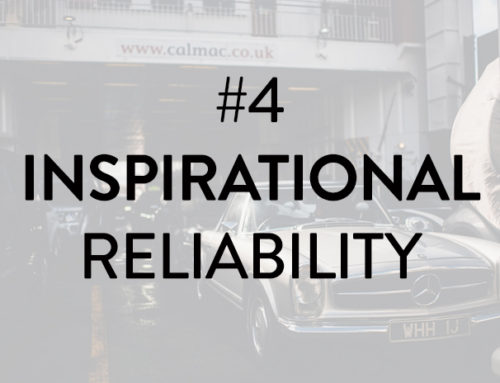 What does inspirational reliability mean to you and your car?
