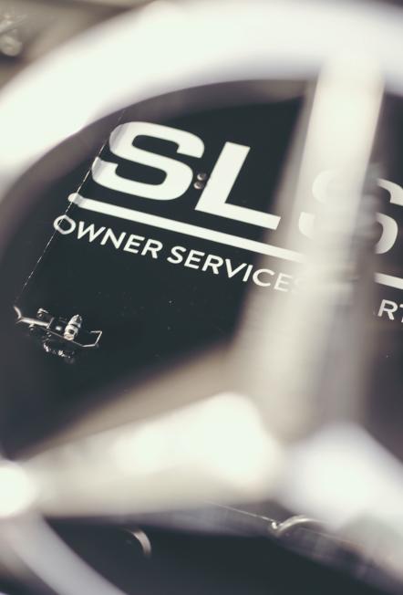 SportLine ZERO | Electric Classic Mercedes