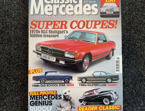 Classic Mercedes – Super Coupes