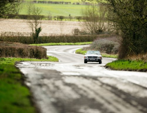 WANTED – Stories of Your Mercedes-Benz SL Adventures