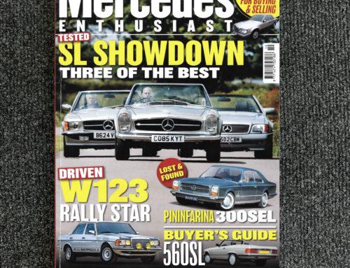 Mercedes Enthusiast – SL Showdown 3 of the Best