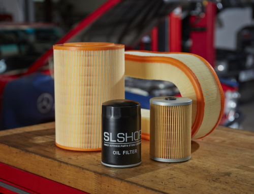 SLSHOP Care – 8% off Service Parts from SLSHOP