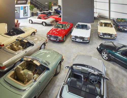Mercedes-Benz R107 Current Stock Roundup – Which would you choose?