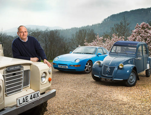 Andrew Frankel on the iconic R107 SL