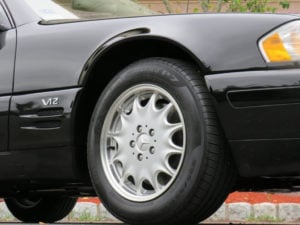 12 hole alloy wheels available with the R129