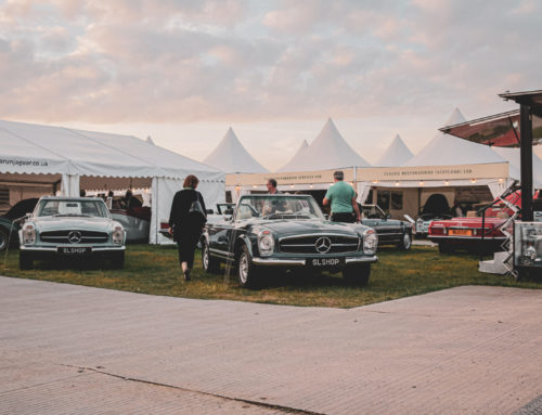 A Second Dose of the Goodwood Revival Spirit